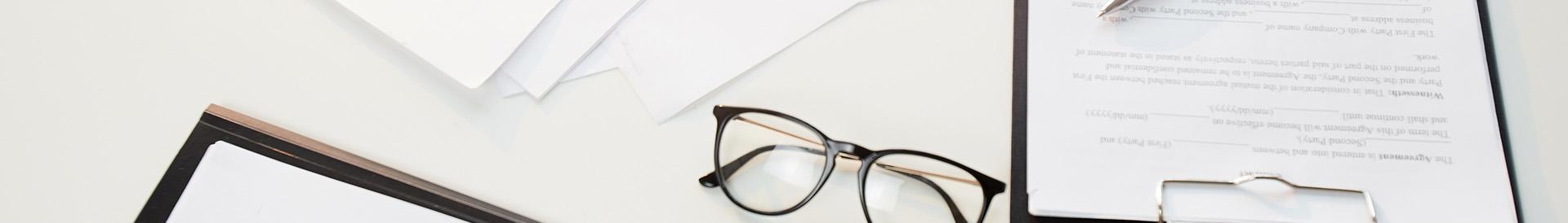 dokument i okulary